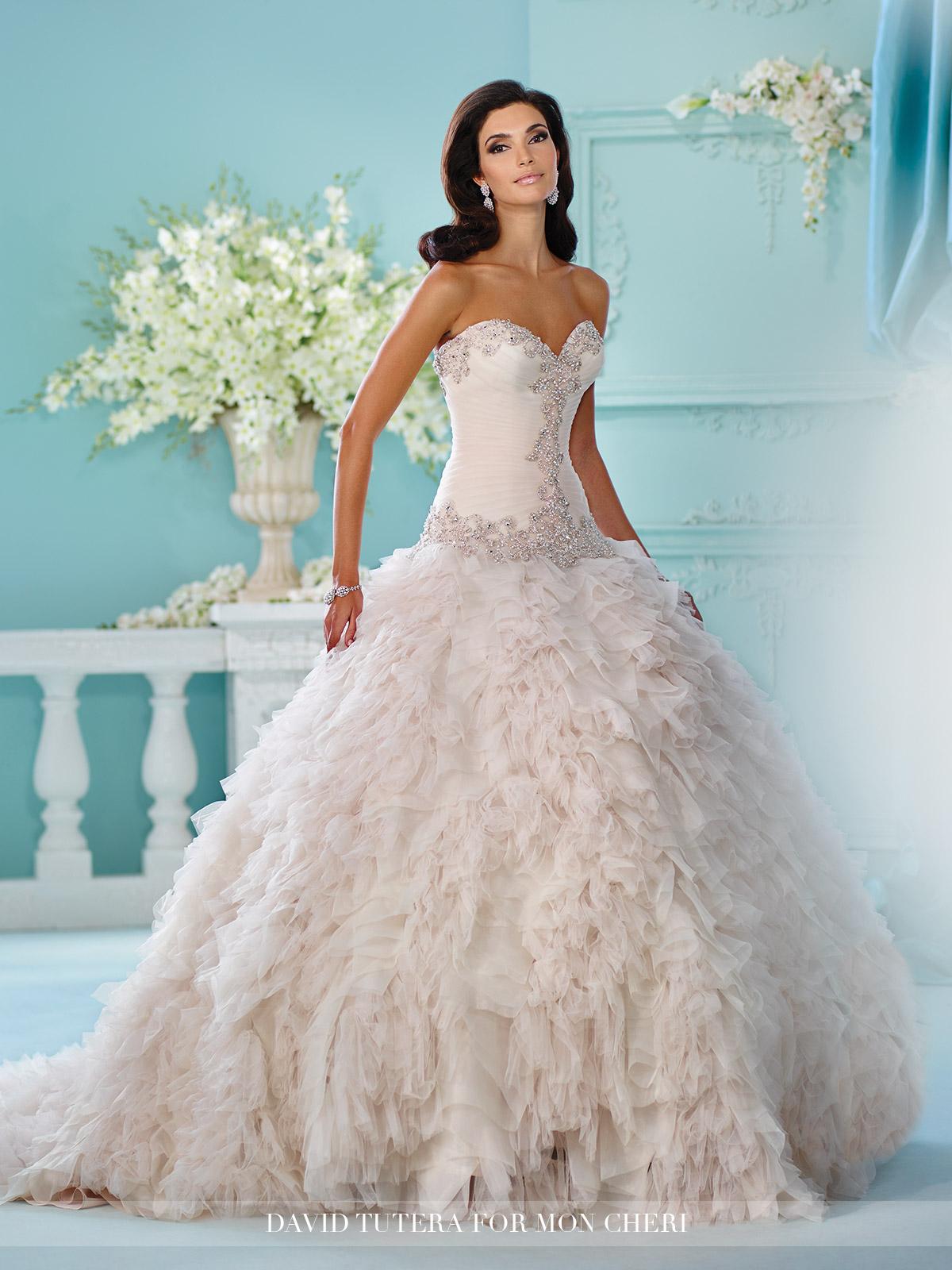 Magnificent Dropped Waist Wedding Dresses Photos - All Wedding ...